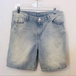 Calvin Klein jeans High waist moms shorts 29